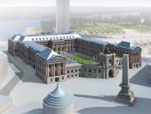 Neubau Landtag Brandenburg - Stadtschloss Potsdam