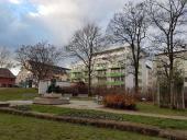 Neubau von 23 barrierefreien Eigentumswohnungen
